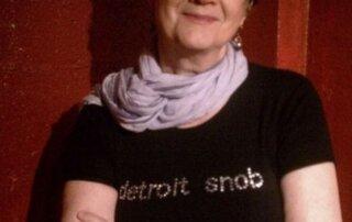 Detroiter Terry Blackhawk