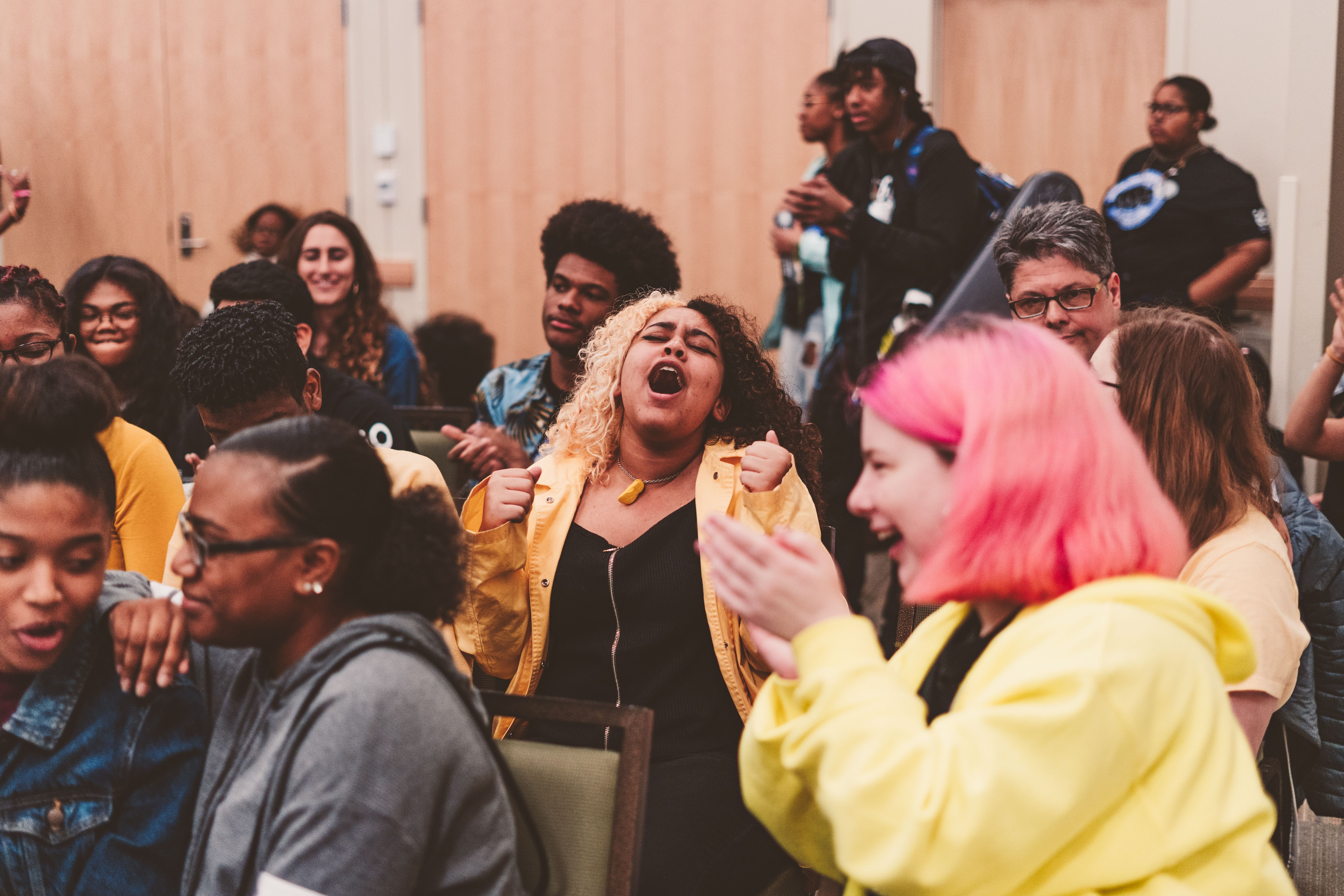 LTAB 2019 Audience